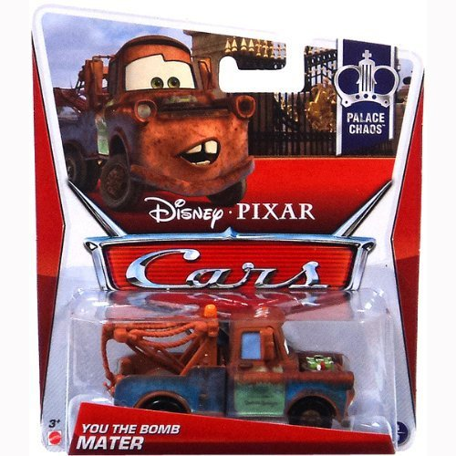 Cars 2 Piston Cup You the Bomb Mater Die Cast Vehicle