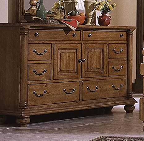 Progressive Furniture 1253-24 Door Dresser Thunder BayCollection