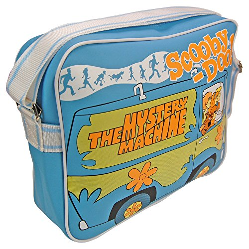 Scooby Doo Mystery Machine Bag - Classic Hanna Barbera cartoon licensed quality product