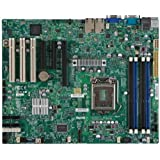 Supermicro X9SCA ATX Intel C204 PCH Single Socket LGA 1155 Motherboard