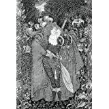 The Abbe, by Aubrey Beardsley (Print On Demand)