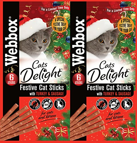 webbox-cats-delight-sticks-turkey-and-sausage-30-g-pack-of-25