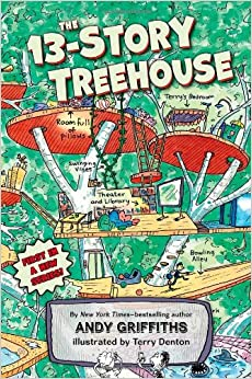 The 13 Story Treehouse The Treehouse Books Andy