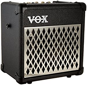 "Vox Mini5 Rhythm 1 x 6.5"" 5-Watt Battery Powered Amp with Rhythm"