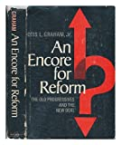 img - for An Encore for Reform: The Old Progressives and the New Deal book / textbook / text book