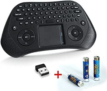 ANEWKODI 3in1 2.4GHz Wireless Keyboard Mouse