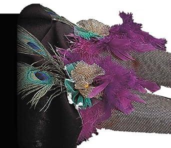 Forum Masquerade Party Costume Accessory, Multi-Colored, One Size