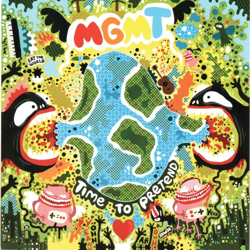 Mgmt Time To Pretend Mp3