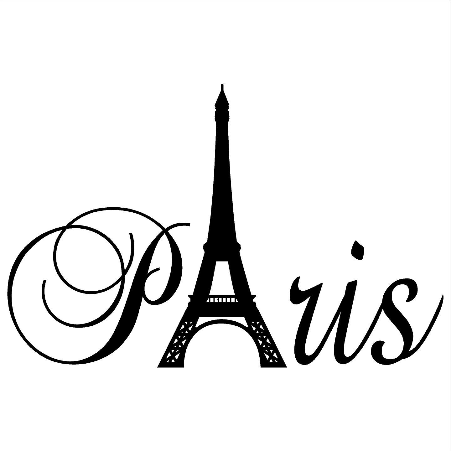 Paris Word Clip Art Related Keywords amp Suggestions