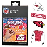 NFL Arizona Cardinals Ruff N' Ready Shrinky Dinks Plastic Sheets at Amazon.com