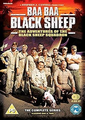 Baa Baa Black Sheep - The Complete Series [DVD]