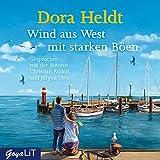 Wind aus West mit starken B�en