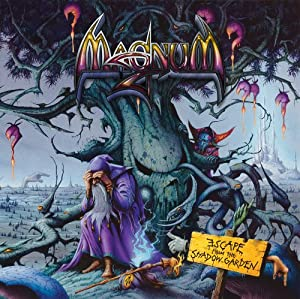 Magnum - Escape From The Shadow Garden (2CDS) [Japan CD] RBNCD-1160