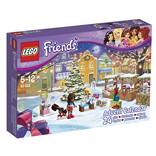 Lego Friends Lego  Friends Advent Calendar 41102