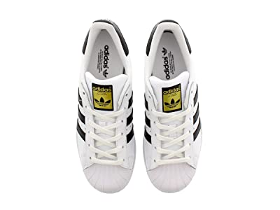 (アディダス)adidas SUPERSTAR W WHITE/BLACK