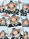 L'agent 212, tome 25 : L'agent prend la pose par Cauvin