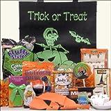 Glow in the Dark Spooky Treats: Halloween Gift Basket for Tween/Teen Boy ~ Ages 9 to 12