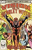 img - for The Vision and the Scarlet Witch #4 February 1983 book / textbook / text book