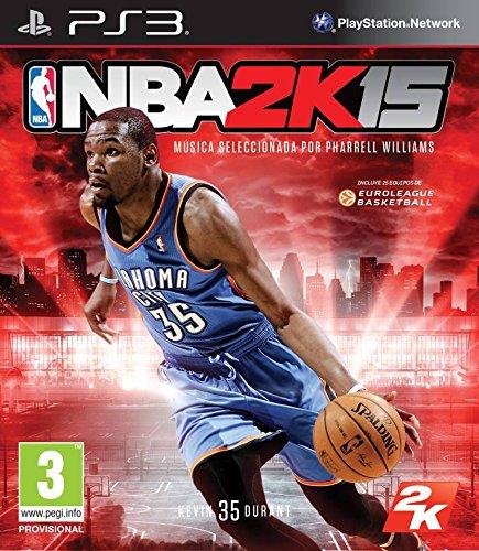 Tenemos una oferta: NBA 2K15 para PlayStation 3