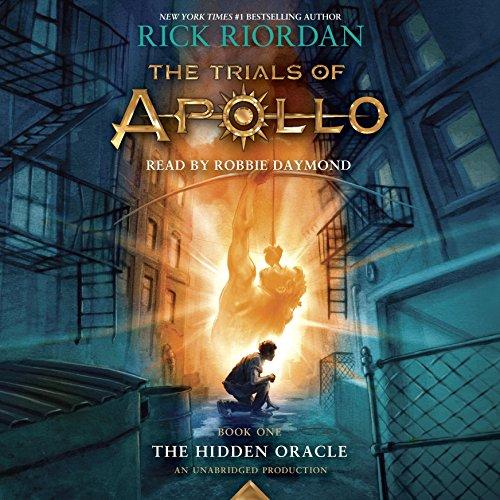 The Hidden Oracle 01 - The Trials of Apollo - Rick Riordan