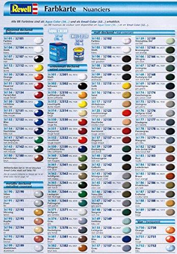Revell Emailcolor 32xxx Farbensoriment 10 Stück 14ml Dosen; eigene Auswahl; günstiger als Einzelkauf - Schnellversand garantiert