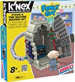 K'Nex Stewie and Time Machine Building Set