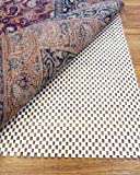 Eco Hold Rug Pad 8' x 10' - Earth Friendly, Provides Extra Cushion, For All Hard Surfaces, Heavier and Thicker than Most Rug Pads
