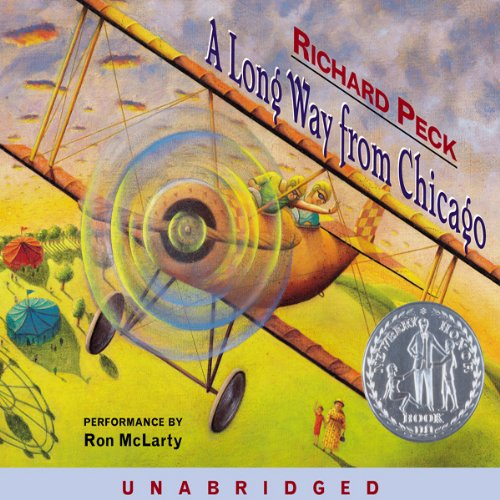 Way from Chicago (Audible Audio Edition): Richard Peck, Ron McLarty
