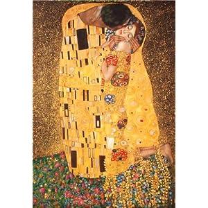 Klimt cod 18 Poster 35x50 cm Stampa Glicée Kunstdrucke Reproduction Papi, Papi Arte   Valutazione del cliente