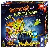クモの毒とカエルの鼻水(Spinnengift und Krotenschleim)/Kosmos/Klaus Teuber