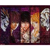 Death Note Poster On Silk <75cm x 60cm, 30inch x 24inch> - Seide Plakat - B957EE