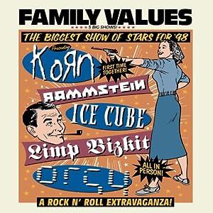 Family Values Tour 98