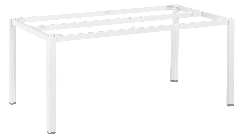 KETTLER Advantage Esstische Cubic-Tischgestell 160 x 95 cm, weiß günstig kaufen
