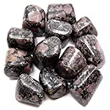"""Tumbled Spinel in Matrix (India) (3/4"""" - 1-1/2"""") - 1pc."""