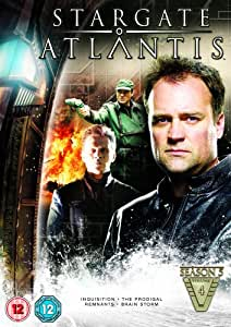 Stargate Atlantis - Season 5 Vol.4 [DVD]