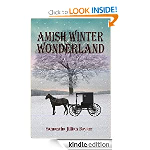 Amish Winter Wonderland: BOOK TWO (Jacob's Daughter Series (An Amish, Christian Romance))