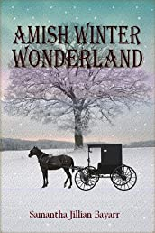 Amish Winter Wonderland: BOOK TWO (Jacob's Daughter (An Amish, Christian Romance))