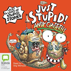 Just Stupid! Audiobook