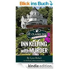 INN KEEPING WITH MURDER (Old Maids of Mercer Island Book 1) (English Edition)