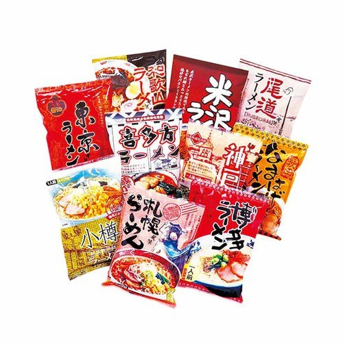 All Japan ramen taste compared with noodles 10 ZS-105 215 - 363 - 05