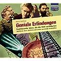 CD WISSEN Junior - Geniale Erfindungen - Faszinierende Ideen, die die Welt ver�nderten - Buchdruck, Auto, Gl�hbirne und andere spannende Geistesblitze, 3 CDs