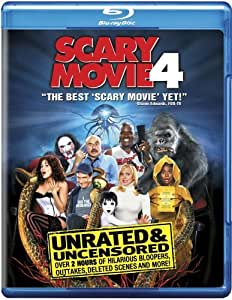 Scary Movie 4 [Blu-ray] [Import]