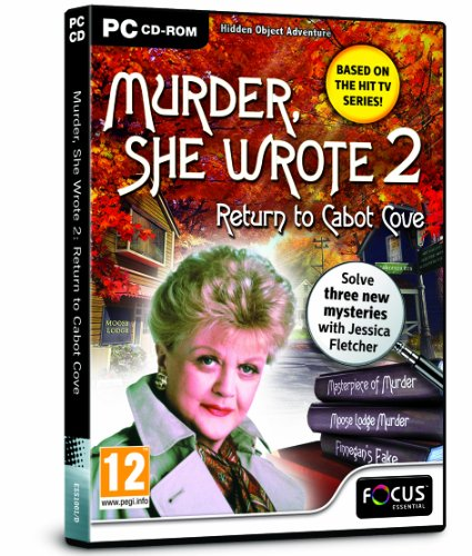 Murder She Wrote 2 Return to Cabot Cove  (PC)