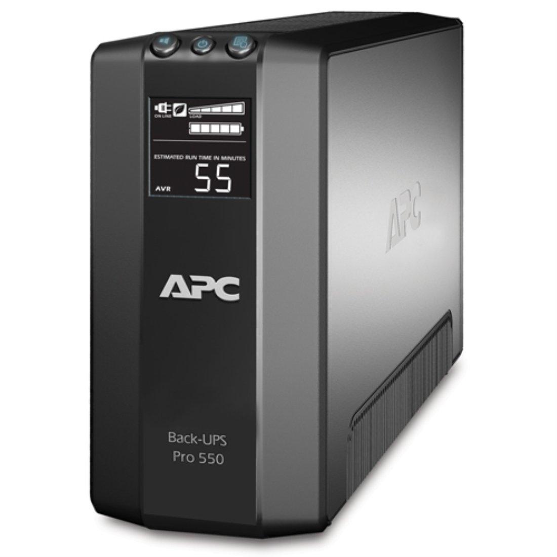 Ondulateur Back-UPS APC BR550GI NOIR 550VA AAC400210044190