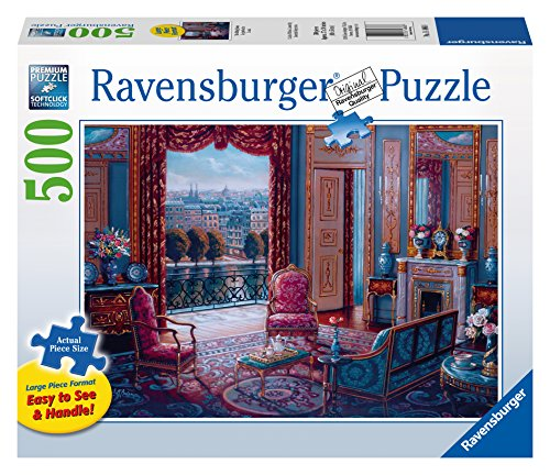 The Sitting Room Large Format Puzzle (500-Piece)