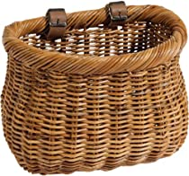 Nantucket Cisco Round Basket Light Brown