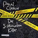 Der Fünf-Minuten-Killer Hörbuch von Paul Cleave Gesprochen von: Martin Keßler