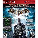 Batman: Arkham Asylum (Game of the Year Edition) - Playstation 3 ~ Warner Bros