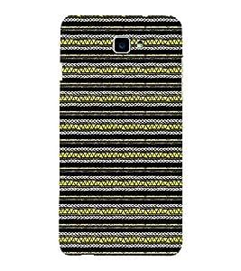 EPICCASE zebra lines Mobile Back Case Cover For LeEco Letv Le 2 (Designer Case)