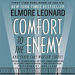 Comfort to the Enemy and Other Carl Webster Stories Hörbuch